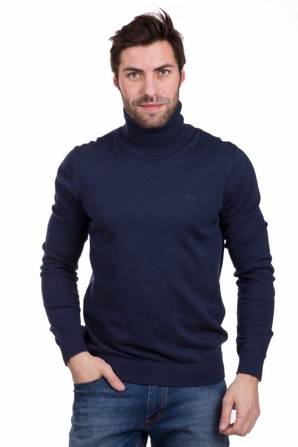 Водолазкa s.OliverВодолазки<br>Водолазкa s.Oliver синего цвета. Безупречная вещь для мужского гардероба. Теплое и практичное изделие, несомненно, полюбится его обладателю. Вещь сдержанная, в духе минимализма. Водолазка сделана из хлопка, а значит, мужчине в ней будет комфортно и тепло. Носить ее можно под брюки и джинсы.<br><br>Размер RU: 44-46<br>Пол: Мужской<br>Возраст: Взрослый<br>Материал: хлопок 100%<br>Цвет: Синий