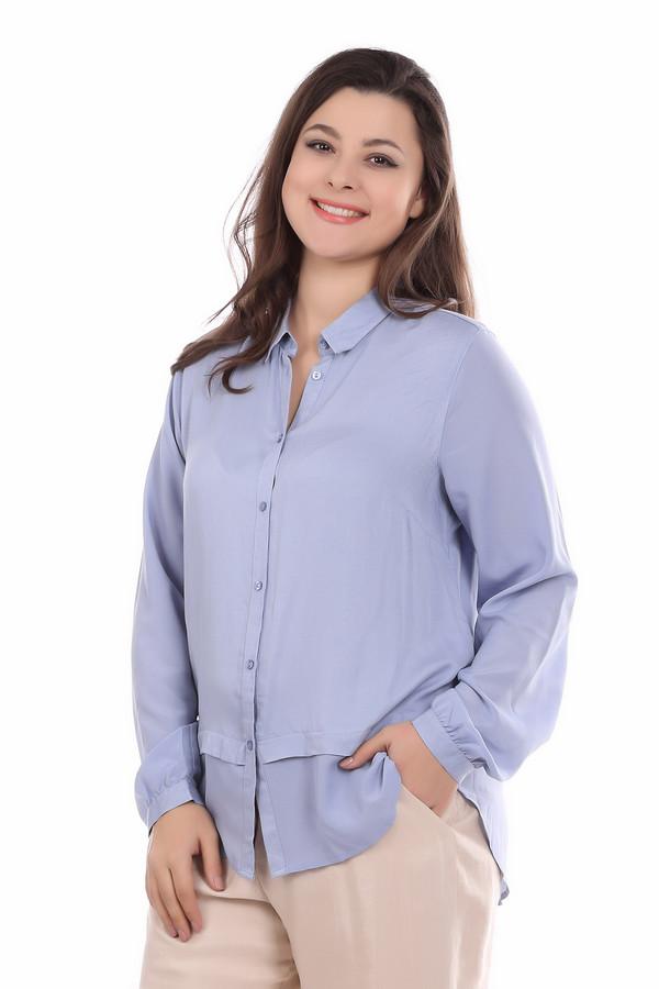 Блузa CommaБлузы<br>Блузa Comma с модным двойным эффектом. Казалось бы, классическая блуза с застежкой спереди. Но одна деталь делает ее особенной: нижняя часть блузы создает эффект другой вещи. Удлиненный сзади фасон очень стройнит фигуру. Носить такую блузку можно сверху или заправив ее в юбку или брюки. Демисезонная вещь из полиэстера.<br><br>Размер RU: 48<br>Пол: Женский<br>Возраст: Взрослый<br>Материал: полиэстер 100%<br>Цвет: Бежевый
