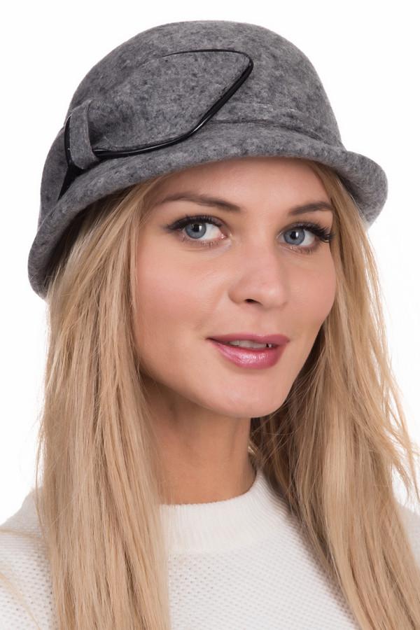 Шляпа WegenerШляпы<br>Шляпа Wegener серая. Милая и практичная модель. Небольшие поля и декоративный бант сбоку – особенности данного изделия. Шляпка для стильных барышень, которые любят выглядеть эффектно и элегантно. Эта демисезонная вещь из 100%-ной шерсти хорошо сочетается с пальто и полупальто различного кроя, можно надеть ее и под полушубок.<br><br>Размер RU: один размер<br>Пол: Женский<br>Возраст: Взрослый<br>Материал: шерсть 100%<br>Цвет: Серый
