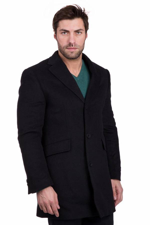 Пальто PezzoПальто<br>Мужское пальто Pezzo благородного темно-синего цвета. В составе изделия – полиэстер и натуральная шерсть, его качество и презентабельный вид заметны невооруженным глазом. Незаменимо осенью. Застегивается на пуговицы, имеет среднюю длину. Модель дополнена двумя карманами для необходимых мелочей. Дополнит стиль, сделает силуэт внушительнее и стройнее, а его владельца – солиднее.<br><br>Размер RU: 52<br>Пол: Мужской<br>Возраст: Взрослый<br>Материал: полиэстер 60%, шерсть 40%<br>Цвет: Синий