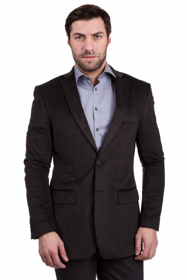 Пиджак PezzoПиджаки<br>Модный мужской пиджак Pezzo. Сделает силуэт строже. Состоит из полиэстера и нейлона. Не имеет сезонных ограничений – летом вы можете носить его на улице, а зимой и осенью – надевать под куртку. Изделие дополнено открытым воротом и двумя карманами на кнопочках. Подобрав под него приличную рубашку, вы будете просто неотразимы. Деловым мужчинам, которые не забывают о своем облике.<br><br>Размер RU: 56<br>Пол: Мужской<br>Возраст: Взрослый<br>Материал: полиэстер 80%, нейлон 20%<br>Цвет: Коричневый