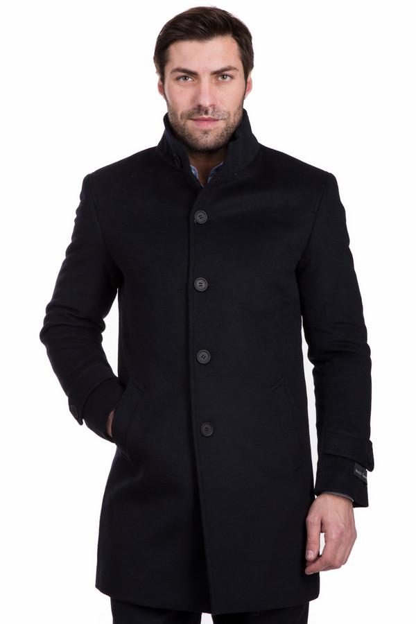 Пальто Just ValeriПальто<br>Удлиненное мужское пальто Just Valeri темно-синего цвета покажет вас с лучшей стороны. Состав изделия – кашемир и шерсть. С таким пальто и зимой, и осенью, вы будете неотразимы. Изделие дополнено высоким воротом, как у сыщика. Придаст образу элегантность и загадочность. Застегивается на пуговицы.<br><br>Размер RU: 48<br>Пол: Мужской<br>Возраст: Взрослый<br>Материал: кашемир 5%, шерсть 95%<br>Цвет: Синий