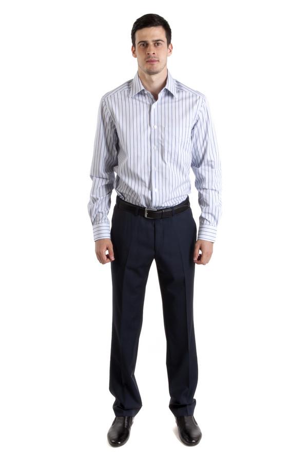 Классические синие брюки с доставкой