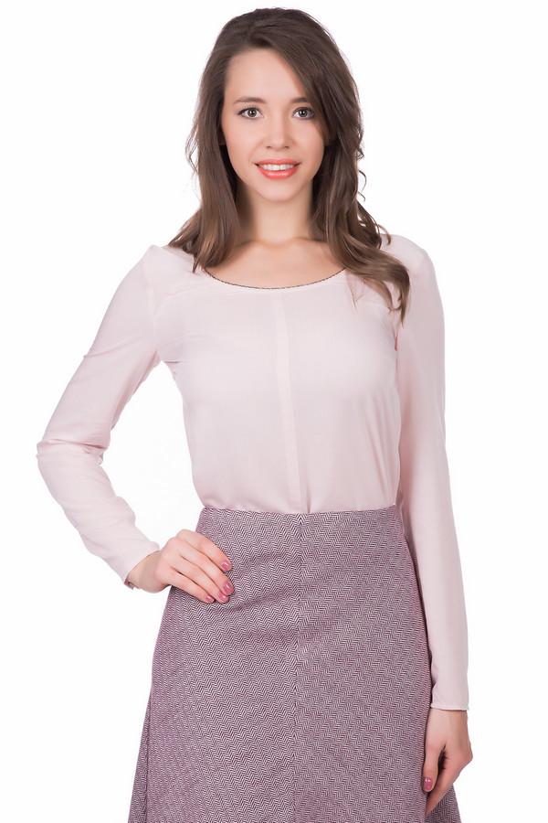 Блузa PassportБлузы<br>Блузa Passport женская. Свободный крой этой легкой и непринужденной вещи очень удобен. Удлиненный фасон отлично подойдет для вашей фигуры. Пастельный розовый оттенок, изящная отделка бисером выреза горловины и декоративная полоска на переде изделия – характерные черты этой модели. Состав ткани: эластан, вискоза, полиэстер.<br><br>Размер RU: 48<br>Пол: Женский<br>Возраст: Взрослый<br>Материал: эластан 5%, вискоза 65%, полиэстер 30%<br>Цвет: Розовый
