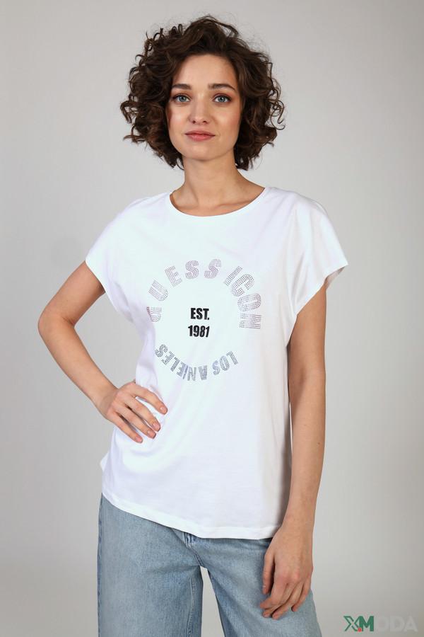 женская футболка guess