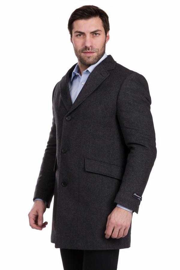 Пальто PezzoПальто<br>Мужское пальто Pezzo серого цвета. В составе изделия – полиэстер и натуральная шерсть, его качество и презентабельный вид заметны невооруженным глазом. Незаменимо осенью. Застегивается на пуговицы, имеет среднюю длину. Изделие Модель дополнена двумя карманами для необходимых мелочей. Дополнит стиль, сделает силуэт внушительнее и стройнее, а его владельца – солиднее.<br><br>Размер RU: 56<br>Пол: Мужской<br>Возраст: Взрослый<br>Материал: полиэстер 60%, шерсть 40%<br>Цвет: Серый