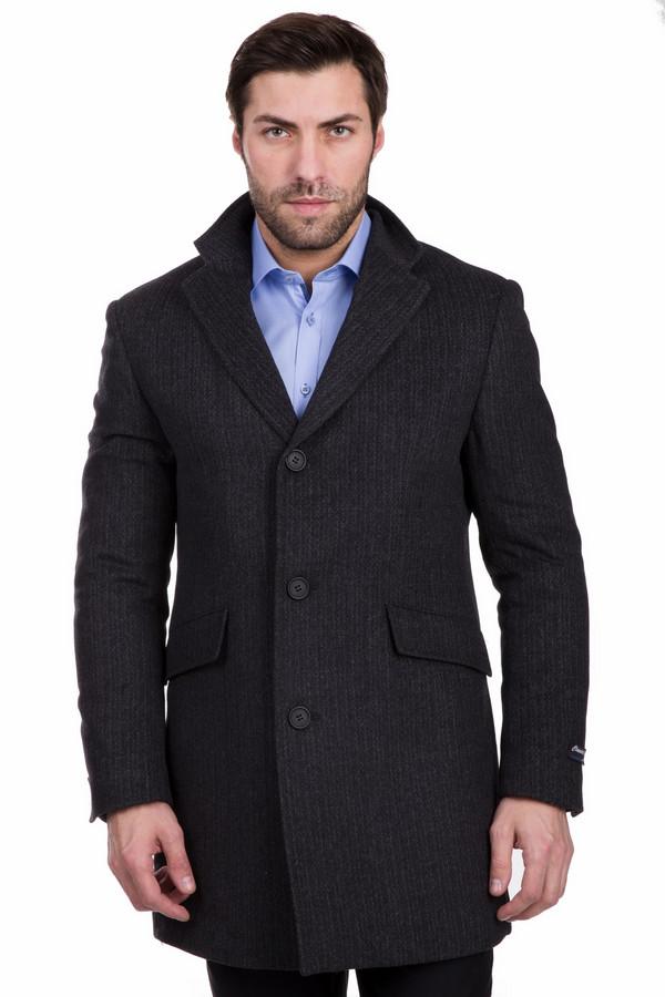 Пальто PezzoПальто<br>Черное мужское пальто Pezzo из шерсти и полиэстера – для того ,чтобы создать образ уверенного в себе и стильного мужчины. Модель выручит в капризную осеннюю погоду. Такое пальто будет одинаково уместным как на свидании, так и на деловой встрече. Всегда эффектная и броская модель дополнена удобными вместительными карманами. Сочетаемо как с джинсами ,так и со строгими брюками.<br><br>Размер RU: 54<br>Пол: Мужской<br>Возраст: Взрослый<br>Материал: полиэстер 60%, шерсть 40%<br>Цвет: Серый