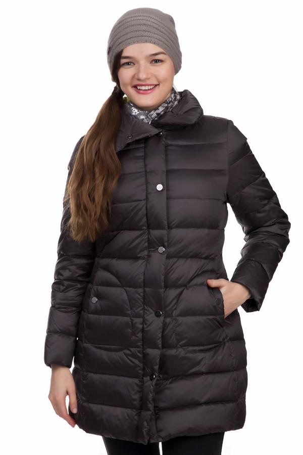 Пальто BaslerПальто<br>Пальто Basler серое. Элегантное стеганое пальто удобно и практично при любой погоде. Теплый воротничок, застежка на кнопки, вместительные большие карманы – это все, что нужно для теплой зимней одежды. Сочетается пальто с различными шапками и шарфиками, отлично носится и не требует частой чистки. Состав ткани изделия и подкладки: 100%-ный полиамид.<br><br>Размер RU: 44<br>Пол: Женский<br>Возраст: Взрослый<br>Материал: полиамид 100%, Состав_подкладка полиамид 100%<br>Цвет: Серый
