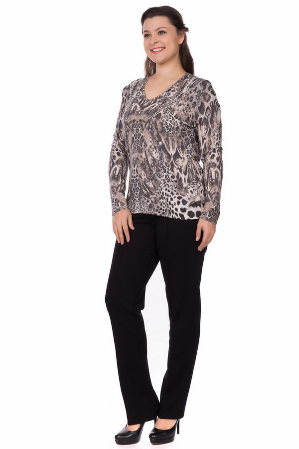 Пуловер Gerry WeberПуловеры<br>Пуловер Gerry Weber женский. Приглушенный цвета его хищной расцветки – «фишка» данной модели. Треугольный вырез горловины неизменно на пике популярности. Состав ткани: вискоза, полиамид, кашемир, хлопок. Этот пуловер очень легко комбинировать: различные модели однотонных брюк и юбок будут выглядеть в сочетании с ним очень гармонично.<br><br>Размер RU: 46<br>Пол: Женский<br>Возраст: Взрослый<br>Материал: полиамид 25%, вискоза 45%, хлопок 27%, кашемир 3%<br>Цвет: Разноцветный