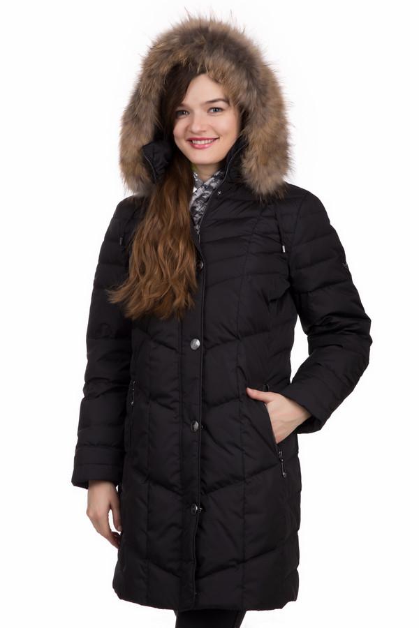 Пальто LebekПальто<br>Пальто Lebek черное. Удобная и практичная модель на зиму. Застежка на молнию и кнопки очень функциональна. Теплый капюшон, отделанный мехом, - великолепное решение для зимней стужи. Карманы на молнии вместительны и удобны. Такое пальто универсально в носке: шарфики и шапки различных цветов будут смотреть превосходно в ансамбле с ним. Состав ткани: 100%-ный полиэстер.<br><br>Размер RU: 44<br>Пол: Женский<br>Возраст: Взрослый<br>Материал: полиэстер 100%, Состав_подкладка полиэстер 100%<br>Цвет: Чёрный