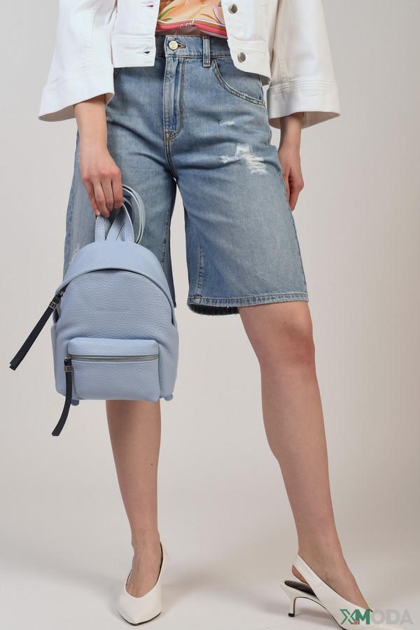 женская сумка sara burglar, голубая