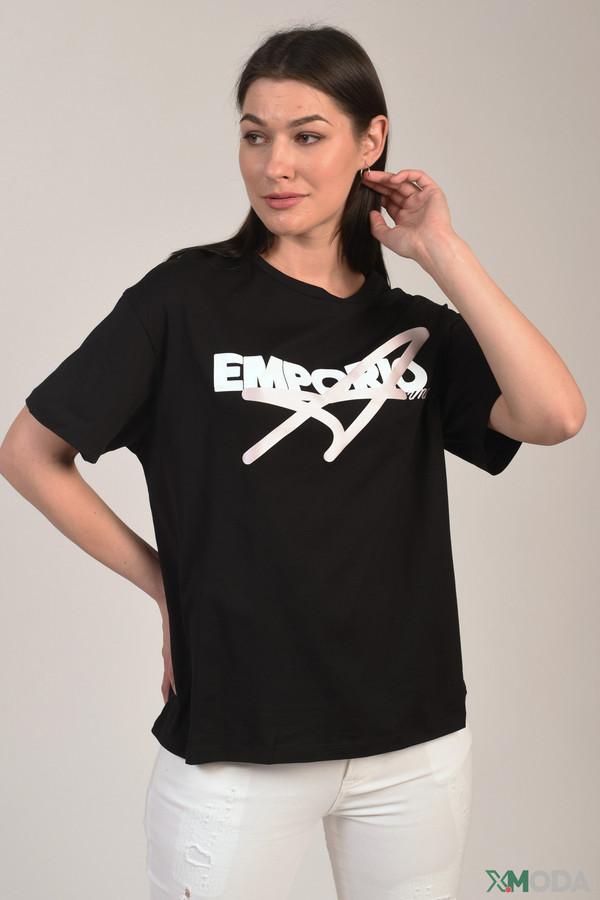 женская футболка emporio armani