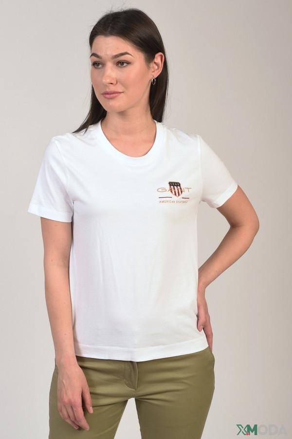 женская футболка gant
