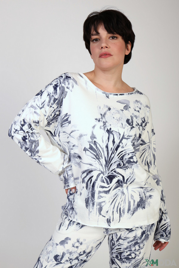 женский пуловер apart