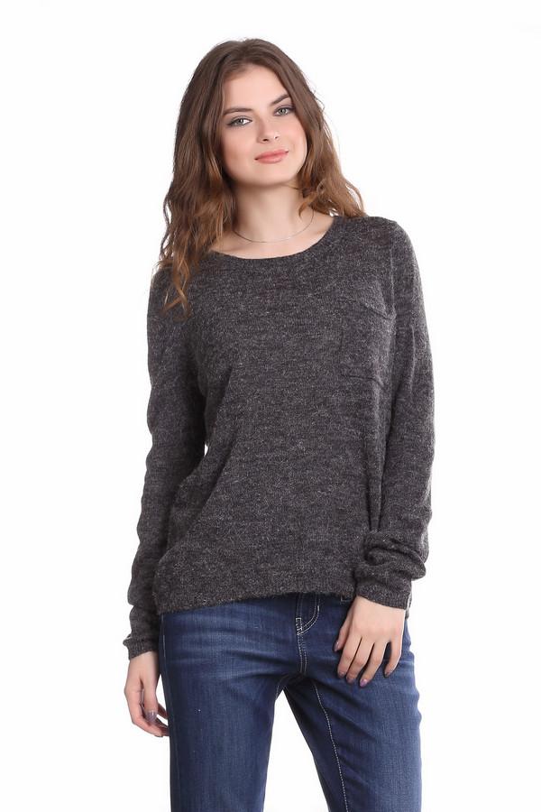Купить Пуловер s.Oliver DENIM, Бангладеш, Серый, полиамид 20%, полиакрил 80%