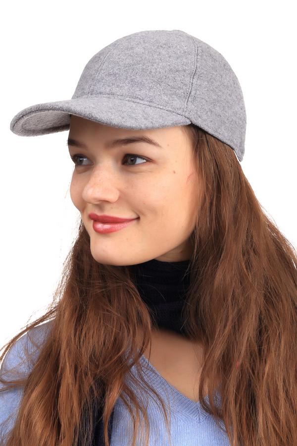 Кепка Marc CainКепки<br>Кепка Marc Cain серая. Классическая модель этой кепки – залог ее популярности и актуальности. Широкий козырек и нейтральная расцветка – ключевые черты этого изделия. Носить эту демисезонную вещь – одно удовольствие, она чудесно впишется в ваш гардероб. Состав: 100%-ная шерсть.<br><br>Размер RU: один размер<br>Пол: Женский<br>Возраст: Взрослый<br>Материал: шерсть 100%<br>Цвет: Серый