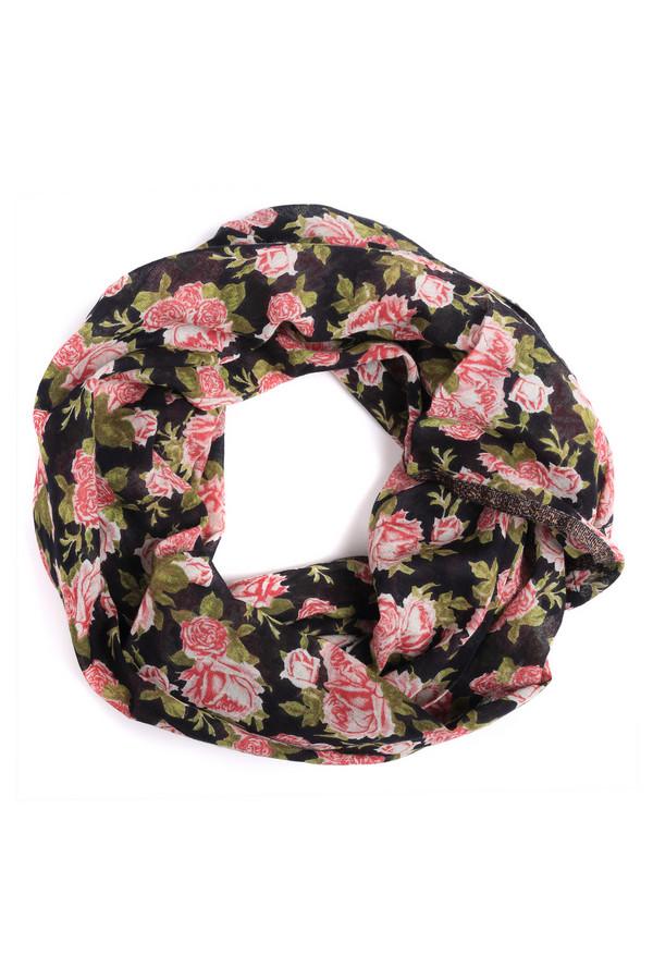Шарф s.OliverШарфы<br>Шарф s.Oliver цветочной расцветки. Узор из роз идет всем женщинам, это доказано уже давно. Этот шарф очень женственный и изысканный. Вы сможете носить его весной и осенью с пальто и полупальто, а также однотонными плащами. Состав: 100%-ный хлопок. Модель очень гармонично сморится с элегантными приталенными вещами.<br><br>Размер RU: один размер<br>Пол: Женский<br>Возраст: Взрослый<br>Материал: хлопок 100%<br>Цвет: Разноцветный