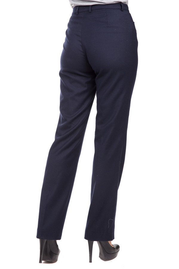 Темно синие брюки доставка