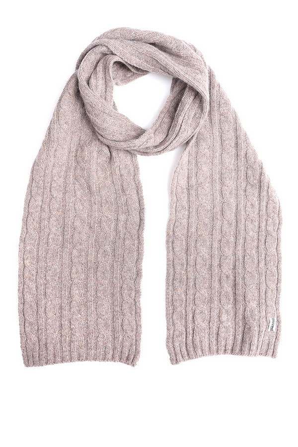 Шарф PezzoШарфы<br>Шарф Pezzo серый. Стильный узор с косичками – это яркая деталь чудесного женского аксессуара. Такой шарф вы сможете носить с чем угодно – его нейтральная расцветка и лаконичный фасон гармонично смотрятся с разными куртками, дубленками, пальто и полушубками. Состав: шерсть, нейлон плюс ангора. Зимой это незаменимая и очень комфортная вещь.<br><br>Размер RU: один размер<br>Пол: Женский<br>Возраст: Взрослый<br>Материал: шерсть 70%, нейлон 10%, ангора 20%<br>Цвет: Серый