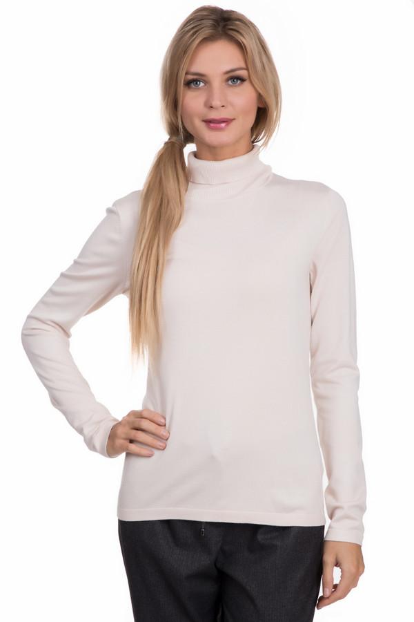 Водолазка MonariВодолазки<br>Водолазка Monari светло-розовая. Эта модель – воплощение простоты и изящества. Воротник-стойка водолазки с небольшим отворотом – удобен и практичен в носке, он закрывает шею и дарит тепло. Состав ткани: вискоза плюс полиамид. Зимой, летом и осенью в такой водолазке вам будет комфортно и уютно. Комбинируется она превосходно как с брюками, так и с юбками.<br><br>Размер RU: 46<br>Пол: Женский<br>Возраст: Взрослый<br>Материал: полиамид 20%, вискоза 80%<br>Цвет: Розовый