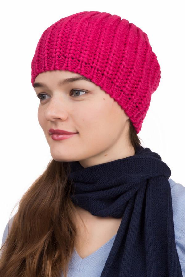 Шапка WegenerШапки<br>Шапка Wegener розовая. Эта модель предельно проста по своему фасону, но смотрится очень необычно благодаря расцветке. Крупная вязка резинкой один на один выглядит в таком исполнении очень эффектно. Состав пряжи: 100%-ный полиамид. Зимняя вещь, с которой не страшны холода. Модель великолепно смотрится со всевозможными куртками и пальто.<br><br>Размер RU: один размер<br>Пол: Женский<br>Возраст: Взрослый<br>Материал: полиамид 100%<br>Цвет: Розовый