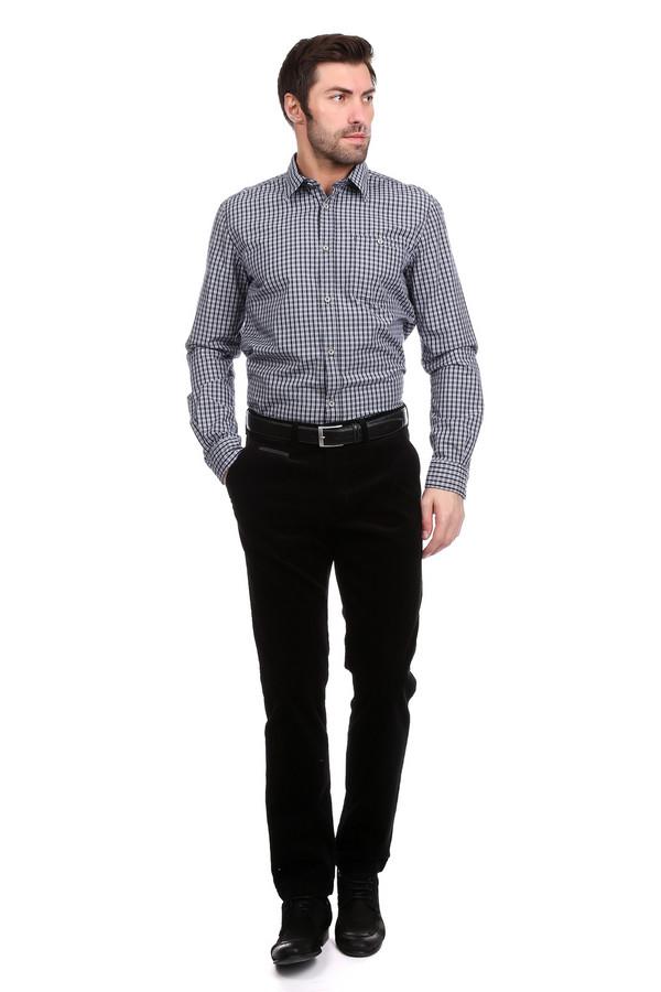 Брюки GardeurБрюки<br>Брюки Gardeur черные мужские. Сочетание эластана и хлопка обеспечивает великолепную посадку этой модели. Демисезонное изделие для уверенных в себе и стильных мужчин. Отличная модель для тех, кто ценит стиль и комфорт, не желая себе отказывать в удобстве. Оптимально подойдет для комбинации со стильной рубашкой. Особое внимание на декор карманов.<br><br>Размер RU: 54К<br>Пол: Мужской<br>Возраст: Взрослый<br>Материал: эластан 1%, хлопок 99%<br>Цвет: Чёрный