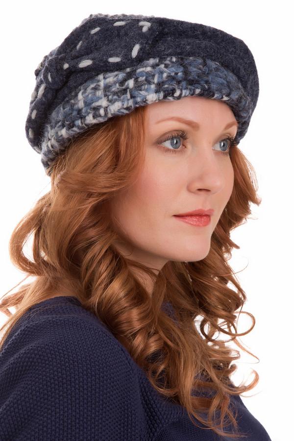 Шляпа WegenerШляпы<br>Шляпа Wegener женская. Эта модель очаровывает с первого взгляда на нее. Сочетание тканей в одной цветовой гамме, красивый и необычный бантик вытянутой формы сбоку, нарочито грубая фактура и отделка – эти черты делают предлагаемую модель настоящим хитом! Зимой в этой шапочке вам неизменно будет тепло и комфортно. Состав: шерсть, полиэстер, полиамид, мохер. Сочетать ее можно с изящными пальто и полупальто.<br><br>Размер RU: один размер<br>Пол: Женский<br>Возраст: Взрослый<br>Материал: шерсть 55%, полиэстер 24%, полиамид 9%, мохер 12%<br>Цвет: Разноцветный
