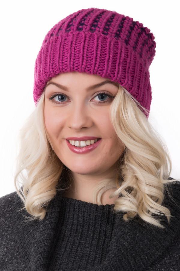 Шапка WegenerШапки<br>Шапка Wegener розово-фиолетовая. Эта модель к лицу дамам разного возраста. Приятное сочетание цветов, мягкий гармоничный силуэт, широкий отворот шапочки – все эти черты делают ее крайне желанной и притягательной! Состав: 100%-ный полиамид. Смело сочетайте это изделие с различными вещами вашего гардероба: куртками, пальто, шубками. Зимой эта вещь поистине незаменима! Носить ее можно даже в стужу, ведь уши будут хорошо защищены двойным слоем пряжи.<br><br>Размер RU: один размер<br>Пол: Женский<br>Возраст: Взрослый<br>Материал: полиамид 100%<br>Цвет: Фиолетовый