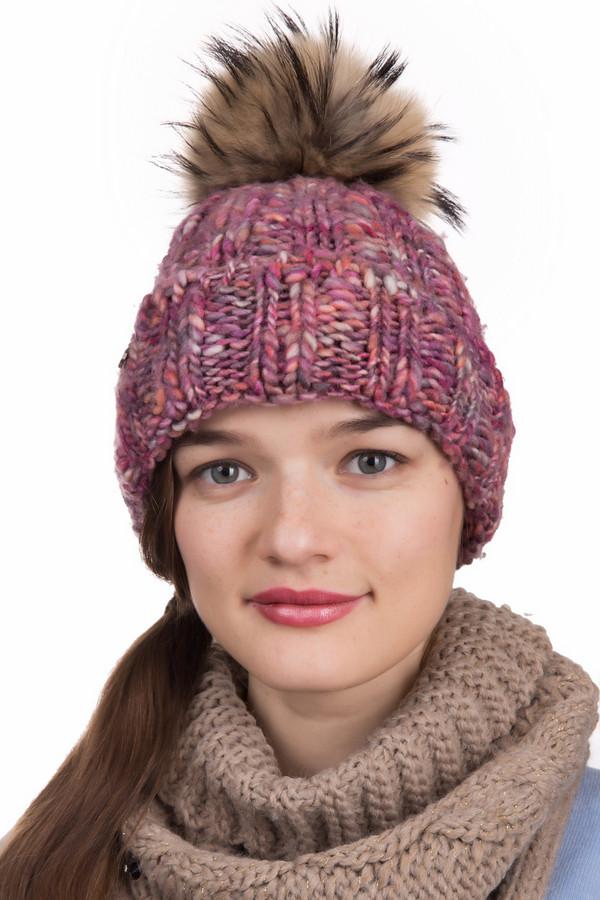 Шапка SeebergerШапки<br>Шапка Seeberger розовая. Эта милая модель никого не оставит равнодушным. Бежево-черный помпон шапочки – это ее главный козырь. Смело экспериментируйте, сочетая данный аксессуар с разной зимней одеждой: курточками и пальто, шубкой. Необычная пряжа этой модели, безусловно, понравится модницам. Состав: 100%-ная шерсть.<br><br>Размер RU: один размер<br>Пол: Женский<br>Возраст: Взрослый<br>Материал: шерсть 100%<br>Цвет: Розовый