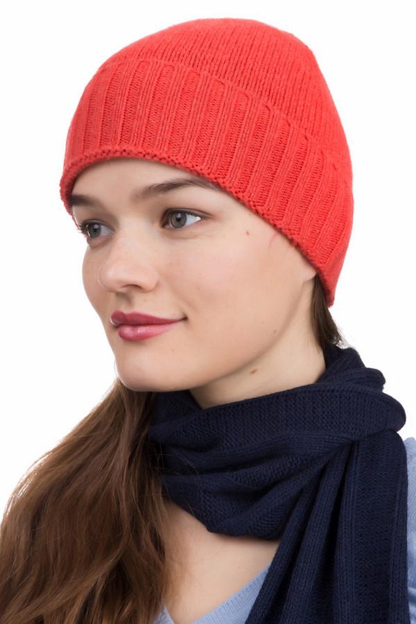 Шапка SeebergerШапки<br>Шапка Seeberger оранжевая. Коралловый оттенок этой шапочки идет абсолютно всем. Оригинальная по своей расцветке, эта вещь будет радовать вас одним своим видом! Состав: 100%-ный кашемир. Мягкая и приятная на ощупь, шапочка отлично подойдет для холодных осенних и зимних дней. Модель для настоящих модниц.<br><br>Размер RU: один размер<br>Пол: Женский<br>Возраст: Взрослый<br>Материал: кашемир 100%<br>Цвет: Оранжевый