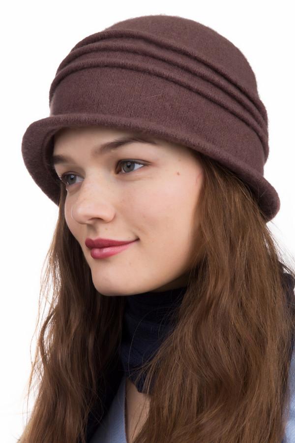 Шляпа SeebergerШляпы<br>Шляпа Seeberger коричневая. Милые и изящные поля этой шляпки отлично обрамляют женское лицо, а круговые складочки подчеркивают ее гармоничный силуэт. Натуральные природные оттенки неизменно в тренде, поэтому такая модель придется как нельзя кстати в вашем гардеробе. Состав: 100%-ная шерсть.<br><br>Размер RU: один размер<br>Пол: Женский<br>Возраст: Взрослый<br>Материал: шерсть 100%<br>Цвет: Коричневый