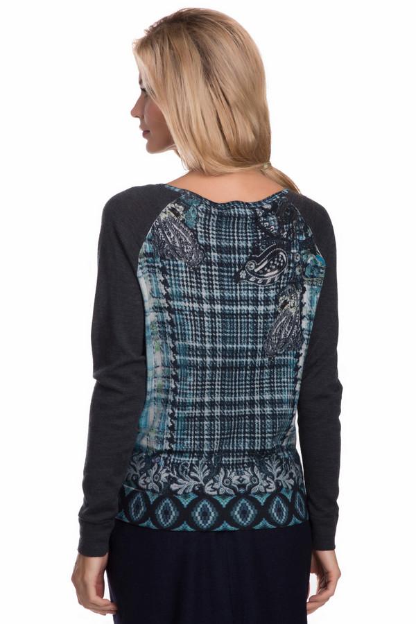 Ажурный пуловер реглан доставка