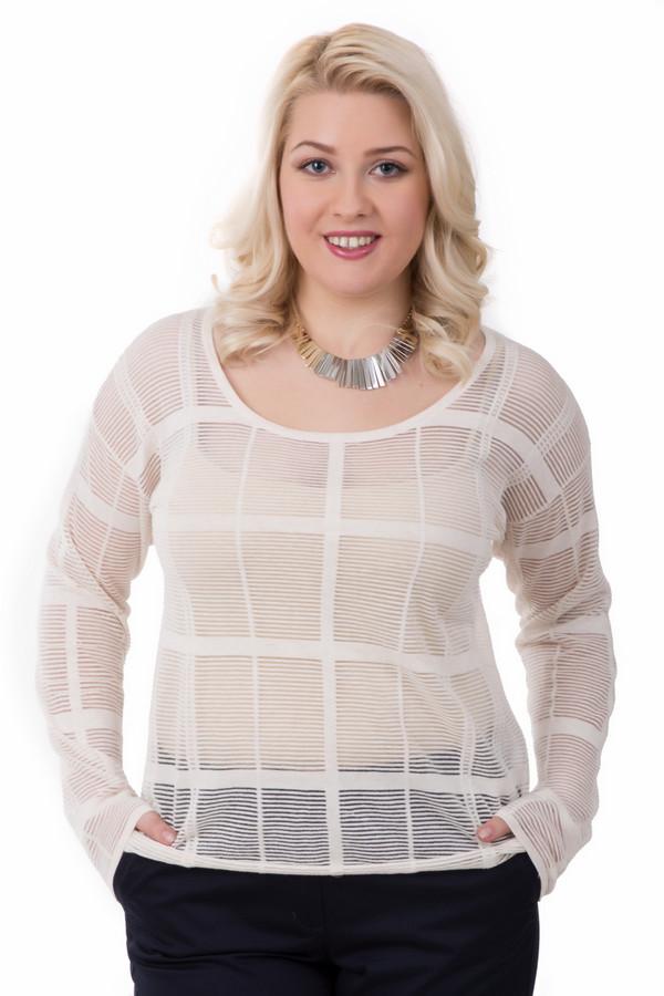 Пуловер Tom TailorПуловеры<br>Пуловер Tom Tailor белый. Эта полупрозрачная модель нежна и сексуальна одновременно. Что может быть лучше для женщины? Советуем носить эту милую вещь с полосато-клетчатым рисунком с брюками и юбками самых разных цветов, но в таком же элегантном стиле. Состав: хлопок и полиэстер. Удобная демисезонная вещь.<br><br>Размер RU: 46-48<br>Пол: Женский<br>Возраст: Взрослый<br>Материал: хлопок 83%, полиэстер 17%<br>Цвет: Белый