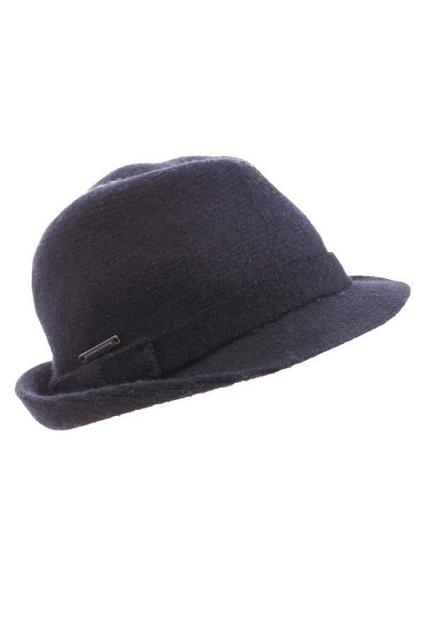 Шляпа SeebergerШляпы<br>Шляпа Seeberger женская темно-синяя. Стиль и шик – это девиз данного изделия. В нем прекрасно и изысканно все: от мягких асимметричных полей до отделки – милого бантика сбоку шляпки. Предлагаем носить этот головной убор в ансамблях с полупальто и пальто оверсайз или женственными приталенными на французский манер. Любительницам необычных нарядов такой аксессуар просто необходим. Состав: 100%-ная шерсть.<br><br>Размер RU: один размер<br>Пол: Женский<br>Возраст: Взрослый<br>Материал: шерсть 100%<br>Цвет: Синий