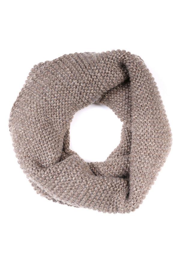 женский шарф wegener, серый