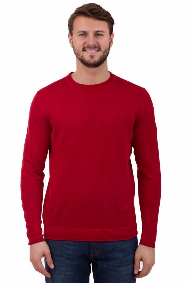 Джемпер Just ValeriДжемперы<br>Джемпер Just Valeri мужской красный. Сочный красный цвет любят сильные. уверенные в себе мужчины. Несмотря на классический крой джемпера, он не оставит вас равнодушным и прекрасно впишется в ваш гардероб. Отлично сочетается с джинсами. Натуральные ткани сделают джемпер комфортным и удобным в носке. Состав: хлопок и лен.<br><br>Размер RU: 52<br>Пол: Мужской<br>Возраст: Взрослый<br>Материал: хлопок 32%, лен 68%<br>Цвет: Красный