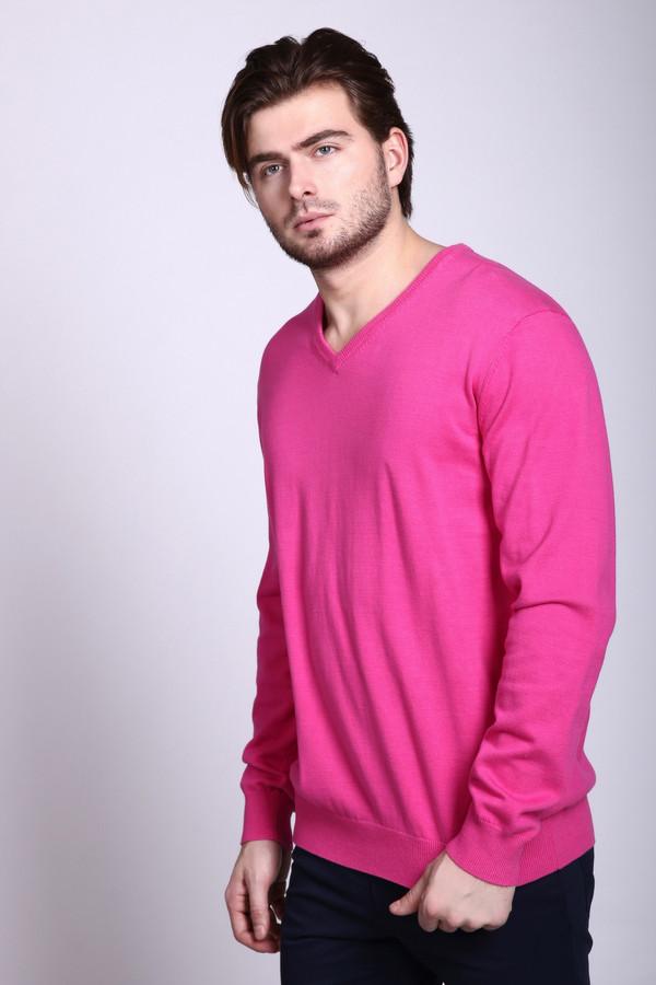 Джемпер Just ValeriДжемперы и Пуловеры<br>Джемпер Just Valeri мужской розовый. Яркий розовый джемпер для сексуального стильного мужчины. Неординарность чувствуется в этой модели во всем: от яркого необычного цвета до оригинального декоративного шва у горловины изделия на спинке. Мужчина в таком джемпере никогда не останется незамеченным. Состав: 100%-ный хлопок<br><br>Размер RU: 58<br>Пол: Мужской<br>Возраст: Взрослый<br>Материал: хлопок 100%<br>Цвет: Розовый
