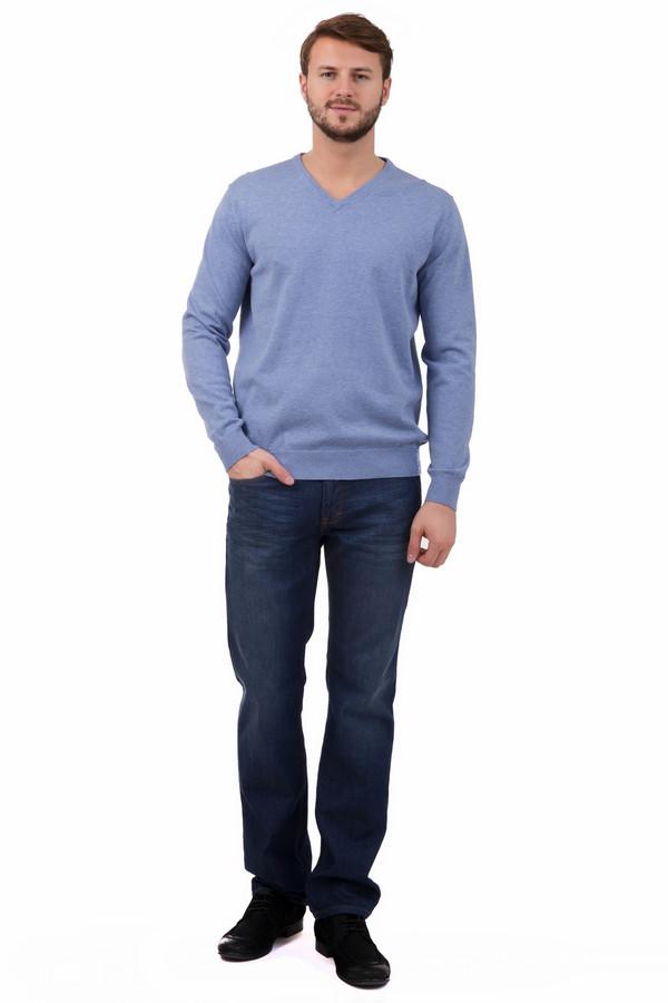 Джинсы PezzoДжинсы<br>Аккуратные мужские джинсы Pezzo темно-синего цвета. Это джинсы прямого кроя, изготовленные из полиэстера, хлопка и эластана. Носится эта деталь гардероба круглогодично. Они удобны в повседневной носке, аккуратны, практичны. В таких джинсах можно заниматься повседневными делами, посещать работу, и всегда в них будет комфортно. Дополняют эту модель удобные карманы.<br><br>Размер RU: 50<br>Пол: Мужской<br>Возраст: Взрослый<br>Материал: полиэстер 15%, хлопок 83%, эластан 1%<br>Цвет: Синий