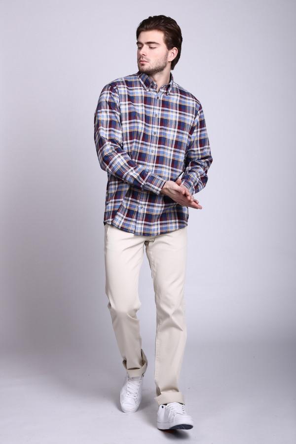 Брюки Just ValeriБрюки<br>Восхитительные мужские брюки Just Valeri белого цвета. Эти брюки прямого кроя, выполненные из хлопка и эластана, лучше всего подходят для летней носки. Элегантность этого изделия достигается благодаря белому цвету, и особому покрою, задние карманы застегиваются на небольшую пуговку. Ходить в таких брюках можно как на работу в офис, так и ежедневно.<br><br>Размер RU: 50<br>Пол: Мужской<br>Возраст: Взрослый<br>Материал: хлопок 98%, эластан 2%<br>Цвет: Белый