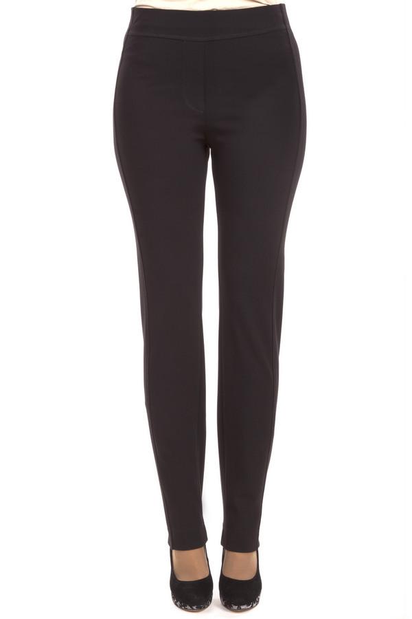 Брюки MicheleБрюки<br>Штаны Michele чёрного цвета. У этих штанов уникальный состав, благодаря которому они обладают стрейчевыми свойствами и удобны так же, как и ваши домашние лосины. Они идеально обтягивают вашу фигуру и делают ее невероятно соблазнительной. Так же у этих брюк есть задние карманы, поэтому они не выглядят как спортивные штаны и их можно носить даже на работу.<br><br>Размер RU: 48<br>Пол: Женский<br>Возраст: Взрослый<br>Материал: эластан 5%, полиамид 27%, вискоза 68%<br>Цвет: Чёрный