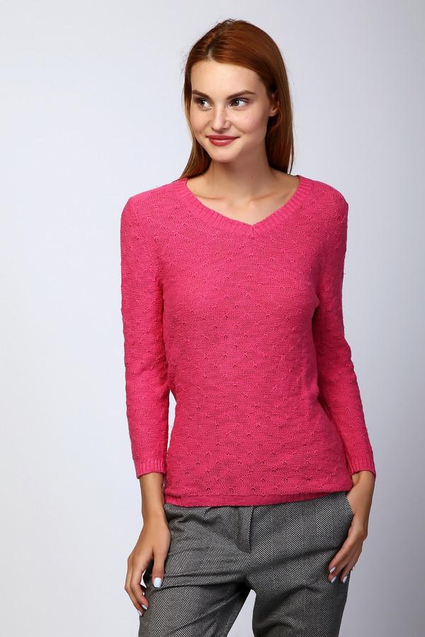 Пуловер PezzoПуловеры<br>Лёгкий ярко-розовый пуловер от Pezzo обязательно станет одной из Ваших любимых вещей. Он тонкий и лёгкий. Состав – 100% хлопок, поэтому он хорошо сидит и не сковывает движения. Рукав – ?, так что можно не опасаться, что в нём будет жарко. Изделие дополнительно украшено небольшим узором. Имеет небольшой V-образный вырез. С ним Вы будете выделяться из толпы!<br><br>Размер RU: 42<br>Пол: Женский<br>Возраст: Взрослый<br>Материал: хлопок 100%<br>Цвет: Розовый