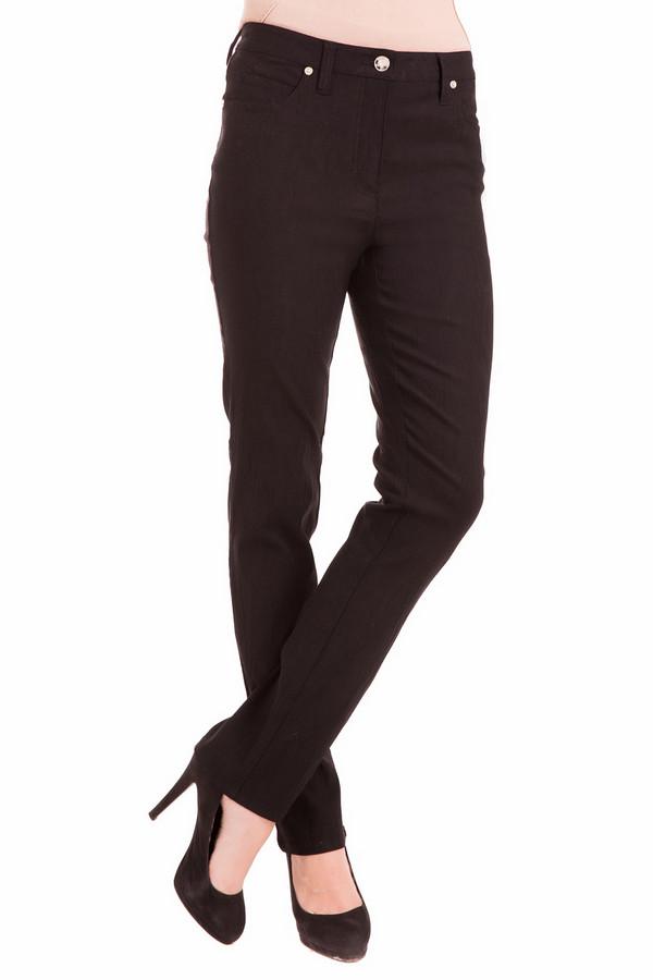 Брюки PezzoБрюки<br>Абсолютно базовая вещь для casual-стиля. Черные брюки Pezzo зауженного кроя, с накладным карманам. Отлично сочетающаяся вещь в любой необходимый образ. Меняете пиджак, футболку или блузку и у вас уже новый образ под подходящее мероприятие. Ткань состоит на 75% из хлопка, 21% нейлон и 4% спандекс, что дает отличную эластичность и высокую устойчивость в носке.<br><br>Размер RU: 44<br>Пол: Женский<br>Возраст: Взрослый<br>Материал: хлопок 75%, нейлон 21%, спандекс 4%<br>Цвет: Чёрный