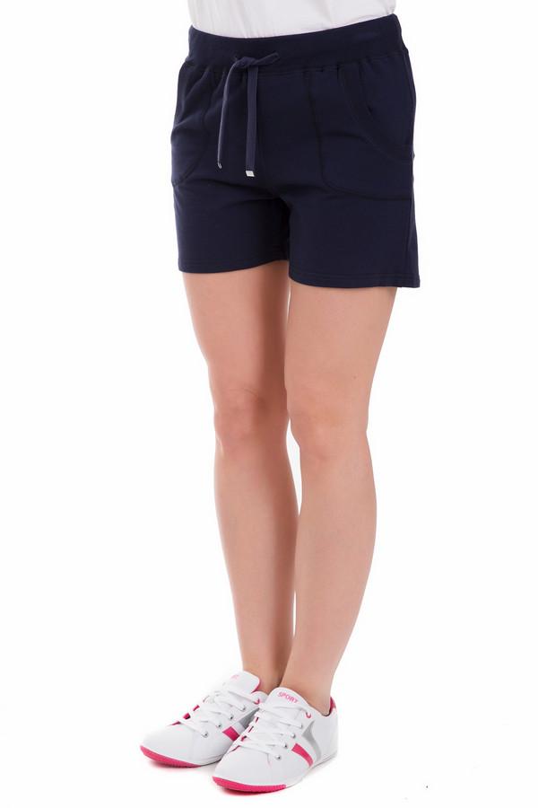 Шорты PezzoШорты<br>Шорты Pezzo темно-синие женские. Эта модель очень мила и комфортна: такая длина очень удобна – шорты не слишком длинные, позволяют открыть и продемонстрировать ваши ножки, вместе с тем, они не слишком коротки и не показывают ничего лишнего. Состав: хлопок плюс спандекс. Идеальная комбинация для лета. Декоративные детали: прорезные карманчики спереди, отделанные декоративными швами, и пояс-завязка.<br><br>Размер RU: 42<br>Пол: Женский<br>Возраст: Взрослый<br>Материал: хлопок 95%, спандекс 5%<br>Цвет: Синий