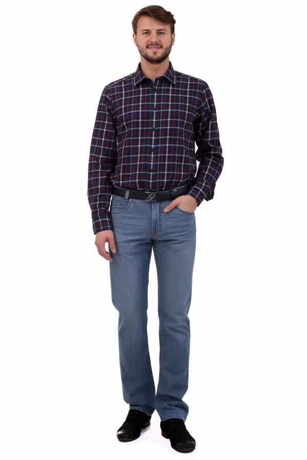 Джинсы GardeurДжинсы<br>Джинсы Gardeur мужские. Голубые джинсы – это то, что должен иметь в своем гардеробе каждый мужчина. Эта удобная одежда уже многие годы пребывает на вершине своей популярности и не зря: в таких брюках вам будет комфортно в любое время года. Состав: эластан, хлопок, лиоцел.<br><br>Размер RU: 48-50(L34)<br>Пол: Мужской<br>Возраст: Взрослый<br>Материал: эластан 2%, хлопок 62%, лиоцел 36%<br>Цвет: Голубой