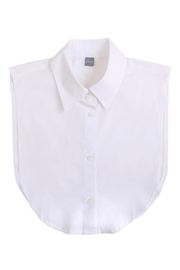 Блузa ErfoБлузы<br>Блузa Erfo белая. Модель с духе минимализма – белоснежный цвет, строгие перламутровые пуговицы и отложной воротничок – такая блуза незаменима для офиса, в ней вы будете воплощением элегантности и изящества. Состав: полиэстер плюс хлопок. Вещь хорошо комбинируется с прочими предметами вашего гардероба – попробуйте!<br><br>Размер RU: 48<br>Пол: Женский<br>Возраст: Взрослый<br>Материал: хлопок 35%, полиэстер 65%<br>Цвет: Белый