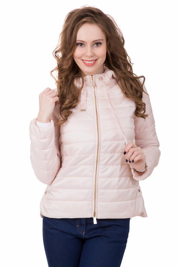 Куртка LocustКуртки<br>Куртка Locust розовая. Милая и женственная модель. Такая одежда освежает и делает свою обладательницу еще моложе и соблазнительнее. Кармашки по бокам, молния, которую можно застегивать сверху и снизу, разная длина спереди и сзади - все эти изящные и удобные детали делают это изделие поистине очаровательным! Состав: 100% полиэстер.<br><br>Размер RU: 52-54<br>Пол: Женский<br>Возраст: Взрослый<br>Материал: полиэстер 100%, Состав_подкладка полиэстер 100%<br>Цвет: Розовый