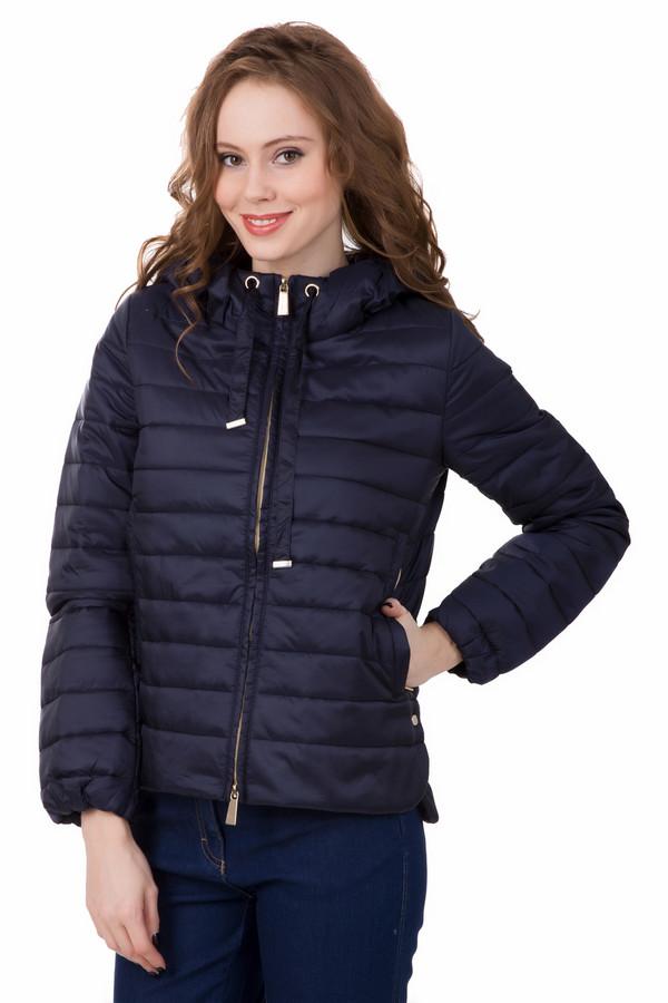 Куртка LocustКуртки<br>Куртка Locust темно-синяя. Та модель лаконична и непринужденна. Молния спереди, которую можно расстегивать сверху и снизу – очень практичная деталь данного изделия. Состав: 100% полиэстер. Модель отличают комфорт и высокая сочетаемость с прочими вещами.<br><br>Размер RU: 44-46<br>Пол: Женский<br>Возраст: Взрослый<br>Материал: полиэстер 100%, Состав_подкладка полиэстер 100%<br>Цвет: Разноцветный