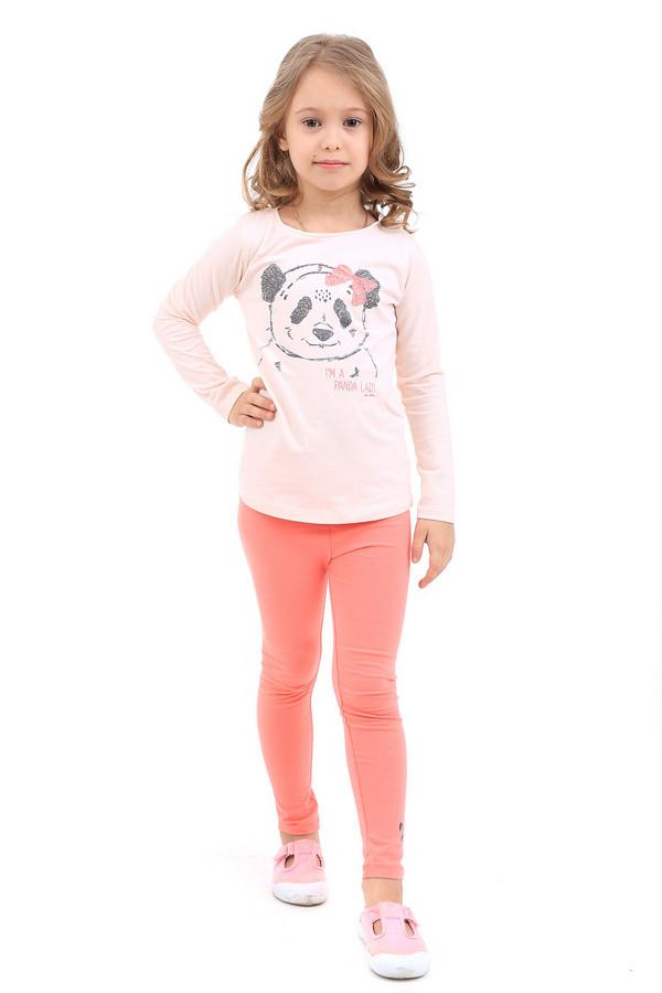 Футболка Tom TailorФутболки<br><br><br>Размер RU: 28;104-110<br>Пол: Женский<br>Возраст: Детский<br>Материал: хлопок 100%<br>Цвет: Розовый