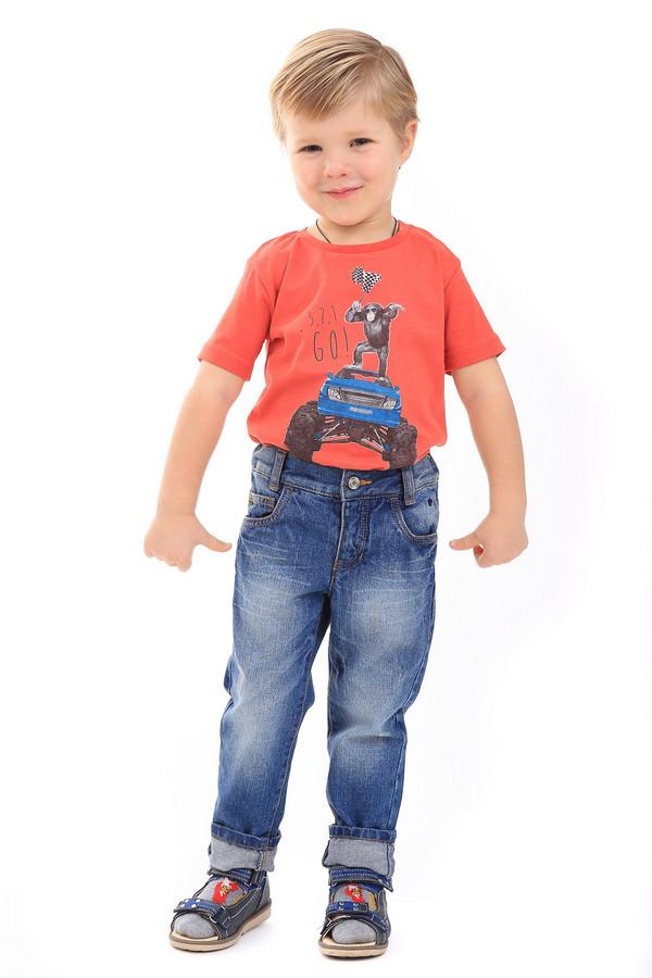 Брюки Tom TailorБрюки<br><br><br>Размер RU: 34;134<br>Пол: Мужской<br>Возраст: Детский<br>Материал: хлопок 100%<br>Цвет: Оранжевый
