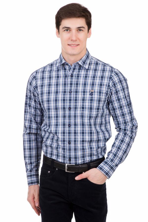 Купить Рубашку с длинным рукавом Casa Moda разноцветного цвета
